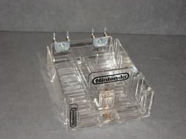 Nintendo Store Display Adjustable Game Holder Tray Rack NES SNES N64 Gamecube - $39.00