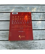 The African American National Biography Volume 5 Only Henry Louis Gates, Jr - $34.95