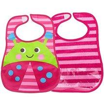 Waterproof Baby Burp Cloths Infant Dribbler Nest Solutions Bibs(Beetle) - $18.01