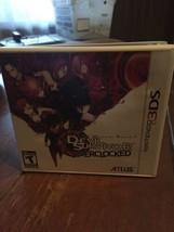 COMPLETE Shin Megami Tensei: Devil Survivor Overclocked (Nintendo 3DS, 2... - $47.40