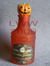 Heebie Jeebies Hallowen Potion Bottle & pumpkin Stopper - $9.99