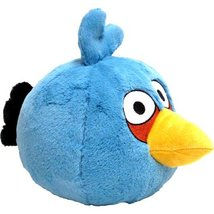 Birds: Blue Bird 8 Inch Deluxe Plush (No Sound) Brand NEW! - $24.99