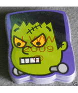 Frankenstein-shaped Halloween playing cards NEW - $3.99