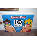 BATTLE OF THE SEXES IQ TEST Board Game NEW! 2003 - $34.96