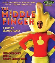 The Middle Finger (Blu-ray) (2017) Troma