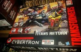 Transformers SIEGE ON CYBERTRON Titans Return Ginrai Pounce Tidal Wave M... - $164.47