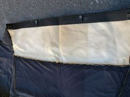 89-93 Jaguar XJS XJ-S Convertible Top Boot Canvas Cover - BLACK image 9