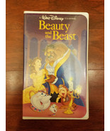 BEAUTY AND THE BEAST RARE VHS CLASSIC EDITION 1325! - $12,469.99