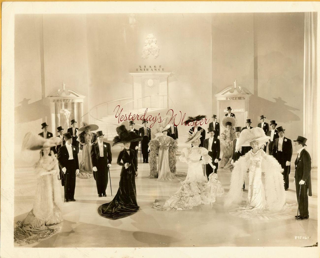The Great Ziegfeld Adrian Gowns Original Movie Photo Bonanza