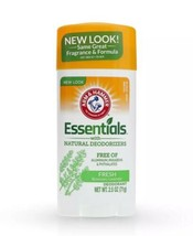 ARM - HAMMER Essentials Natural Deodorant Fresh Rosemary 2.50 oz (Pack o... - $14.84