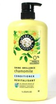 1 Bottle Herbal Essences 33.8 Oz Shine Chamomile Aloe Vera Conditioner With Pump - $24.99