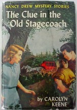 Nancy Drew Mystery no.37 Clue in the Old Stagecoach TRUE FIRST 1960A-1 K... - $42.00