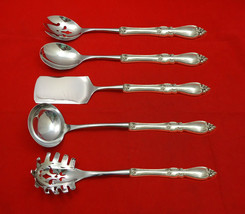 Queen Elizabeth I by Towle Sterling Hostess Set 5pc HHWS  Custom Made - $392.45
