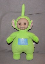 17 Talking Green Teletubbies 1998 Dipsy Stuffed Animal Plush Toy Playskool Doll* - $29.69