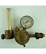 Victor SR-203 regulator C02 Flowmeter Gauge Parts Only - $37.37
