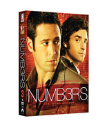 Numb3rs - The Complete Third Season (DVD, 2007, 6-Disc Set, Closed Caption) - $14.24
