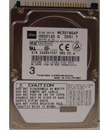 "30GB 2.5"" IDE Drive Toshiba MK3018GAP HDD2165 Free USA Ship Our Drives Work - $19.55"