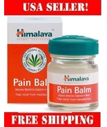 Himalaya Pain Balm 10g enriched with Indian Winter Green, Mint & Chir Pi... - $5.49