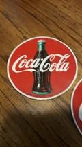 Very Old Coca-cola disks - $16.99