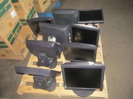 Lot Of 10 Elo Touchscreen MONITOR- E287671 E292567 E326261 + 3M Microtouch - $1,122.48