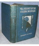 Hermit of the Culebra Mountains 1904 Everett McNeil Scarce - $32.00