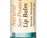 Natural sun protection lip balm thumb155 crop