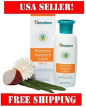 Himalaya Protective Sunscreen Lotion 50ml protects from harmful UV rays - $8.49