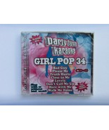 CD  PARTY TYME KARAOKE   GIRL POP 34      2019 SYBERSOUND RECORDS - $10.84