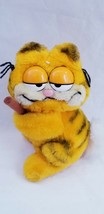 """7.5"""" Garfield holds objects or hangs wheres the lasagna fat cat TV carto... - $15.04"""