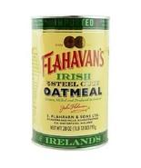 Flahavan's Irish Steel Cut Oatmeal, 28 oz Tins, Case of 6 Tins - $45.51