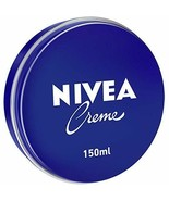 NIVEA Cream All Purpose Cream, In Blue Tin 150 ML (Pack of 6) - $27.99