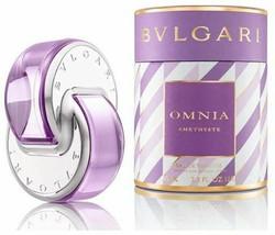 BVLGARI Omnia Amethyste EDT for Women 2.2 fl oz NIB Free Shipping - $45.00