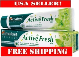 Himalaya Active Fresh Gel with anti-microbial property retail price 15.49$ - $8.49