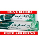 Himalaya Complete Care Toothpaste for bleeding gums retail price 15.49$ - $8.49