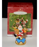 Hallmark Keepsake Ornament 2001 Kris and the Kringles ~ Features Sound - $9.49
