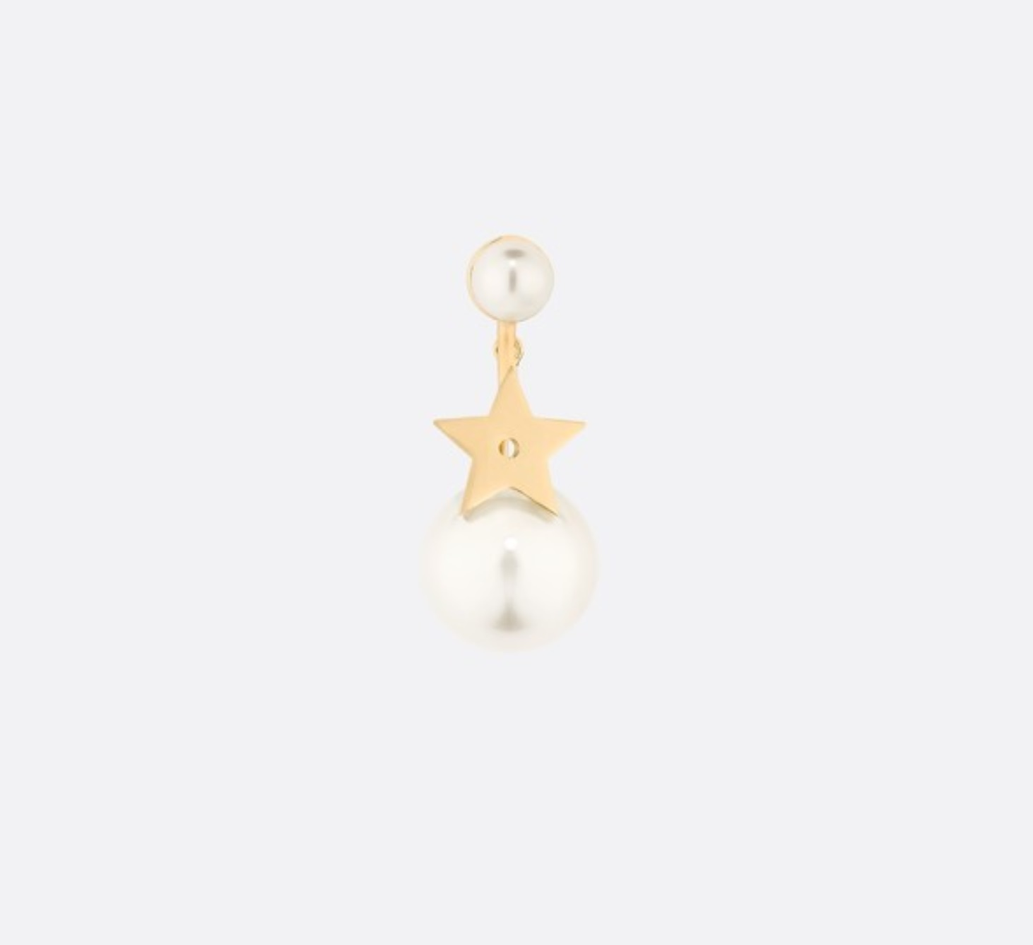 Authentic Christian Dior 2019 MY ABCDIOR TRIBALE EARRING STAR
