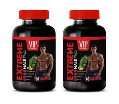 muscle growth supplements - EXTREME MALE PILLS 2B - l-arginine plus - $26.14