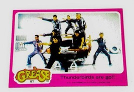 Vintage 1978 Paramount Pictures Grease Collectors Trading Card #61 Blowout Price - $0.96