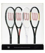 Wilson - WRZ731611 - Roger Federer 2017 Mini Racket Collection - Limited... - $197.95