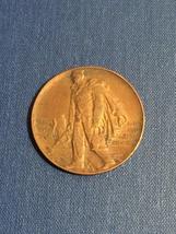 Edward H Harriman Memorial Medal Bronze Token - Duluth & Iron Range Railroad Co. image 4