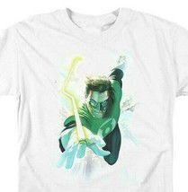 Green Lantern DC Comics Superhero Retro DC Universe graphic t-shirt GL389 image 2