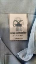 Women's medium Defense Logistics agency blue tactical shirt sm145/sec402 - $10.90