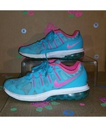 Girl's Nike Sneakers Blue/Pink Size 5.5Y - $25.00