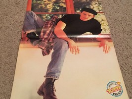 Jason Priestley teen magazine poster clipping black hat by a window hard to find