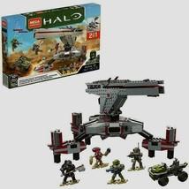 Mega Construx Halo Infinite GNB27 Defense Point Showdown Pro Builders Se... - $56.46