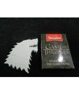 Game of Thrones Stark Sigil USB thumb flash drive HBO Loot Crate 2.0 4GB - $7.91