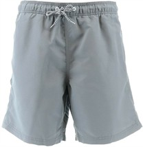 Simply Styled Men's Swim Trunks S Quiet Shade NEW - $12.85