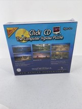 Click CD The Computer Jigsaw Puzzle Series 2 Ages 6 + New Sealed - $14.95