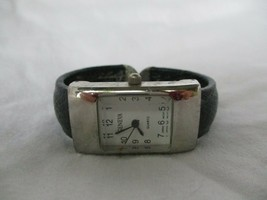 Geneva Analog Wristwatch with Quartz Movement and a Cuff Band - $29.00