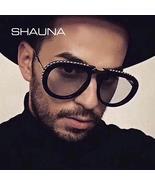 SHAUNA Luxury Crystal Folding Pilot Sunglasses Women Brand Designer Over... - $89.68+